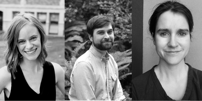 Graduate students awarded fellowships