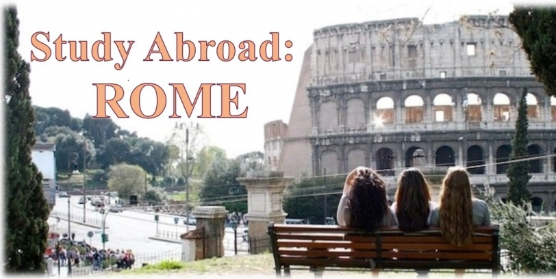 rome study abroad (pitchford)