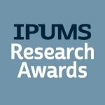 IPUMS Research Awards logo
