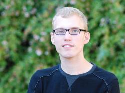 Connor Gilroy portrait headshot