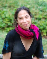Photo of Francisca Javiera Gómez Baeza, Graduate Student.