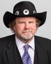 Picture of Adjunct Associate Professor Tony Gill.