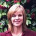 Katherine Beckett portrait against green background