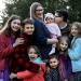 Mary and Antonio Aramburu in Federal Way with their seven children